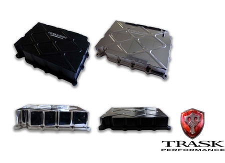 Trask Performance V-Rod Billet Oil Deep Pan / Plus 1Qt