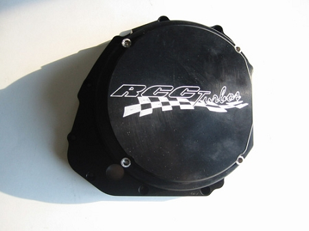 GSXR1000 Quick Access Billet Clutch Cover
