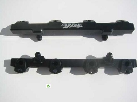 RCC Billet Fuel Rail for 99-07 Hayabusa and 01-02 GSXR 1000