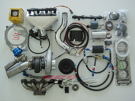 RCC Suzuki Hayabusa RACE Turbo Kit 1999 - 2007