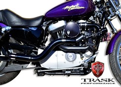 Trask Performance Sportster Turbo System 07 – 14