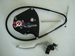 RCC Billet Clutch Cable Conversion for Suzuki Hayabusa