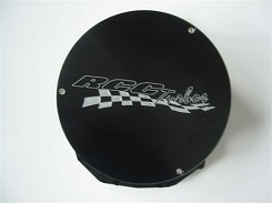Billet Quick Access Clutch Cover