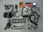RCC Suzuki GSXR1000 Stage 1 Turbo Kit 2001 - 2004