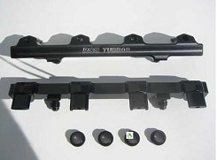 Billet Fuel Rail For Aftermarket Injectors