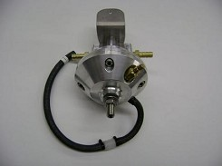 Rising Rate Fuel Pressure Regulator FMU
