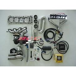 RCC Suzuki Hayabusa Stage 2 Turbo Kit 1999-2007