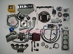 RCC Suzuki Hayabusa 550HP Street/Strip Turbo Kit 1999 - 2007