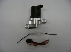 10 AN Billet Electric Water Pump