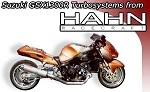 HAHN Suzuki Hayabusa Stage 1 Turbo Kit 2008-up
