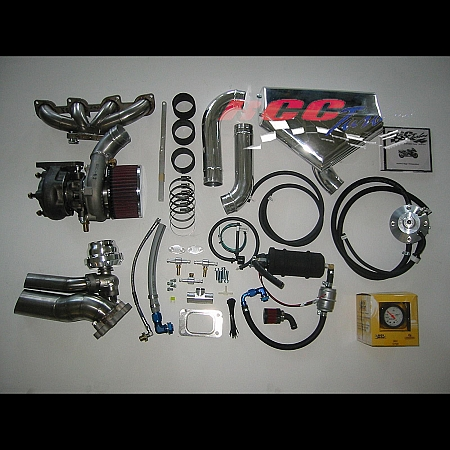 RCC Suzuki Hayabusa Stage 1 Turbo Kit 2008-2014