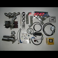 RCC Stage 1 Turbo Kit